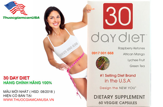 30-day-diet-3-Thuoc giam can 30 day diet